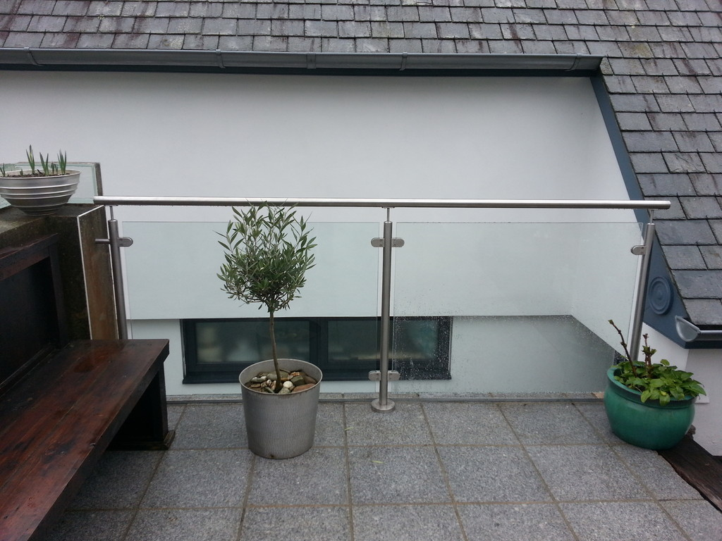 Satin_finished_polished_balustrade